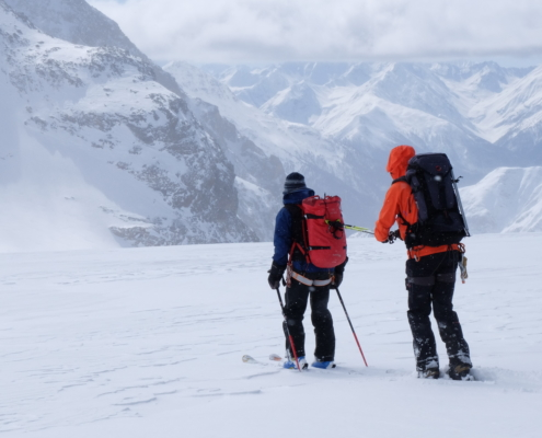 Skitouren Ausbildung