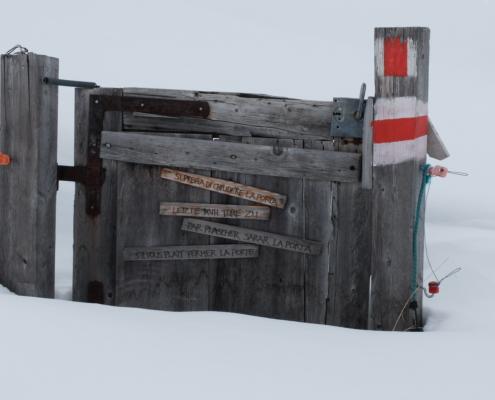 Skitour Frühling